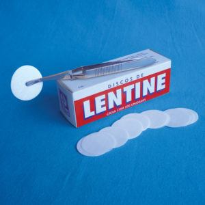 Disco-de-lentine